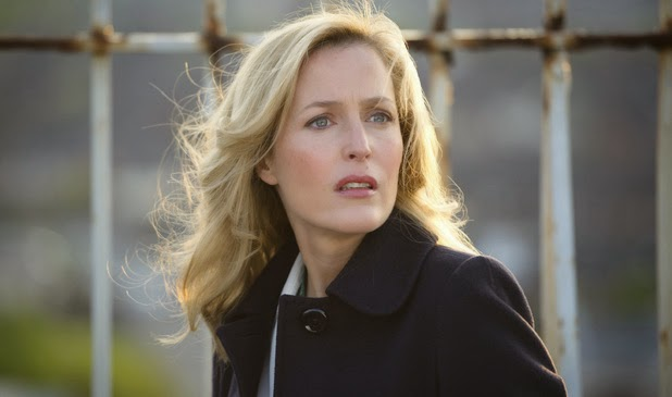 BBC Series 'The Fall' with Gillian Anderson