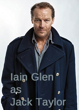 iain glen as jack taylor on netflix