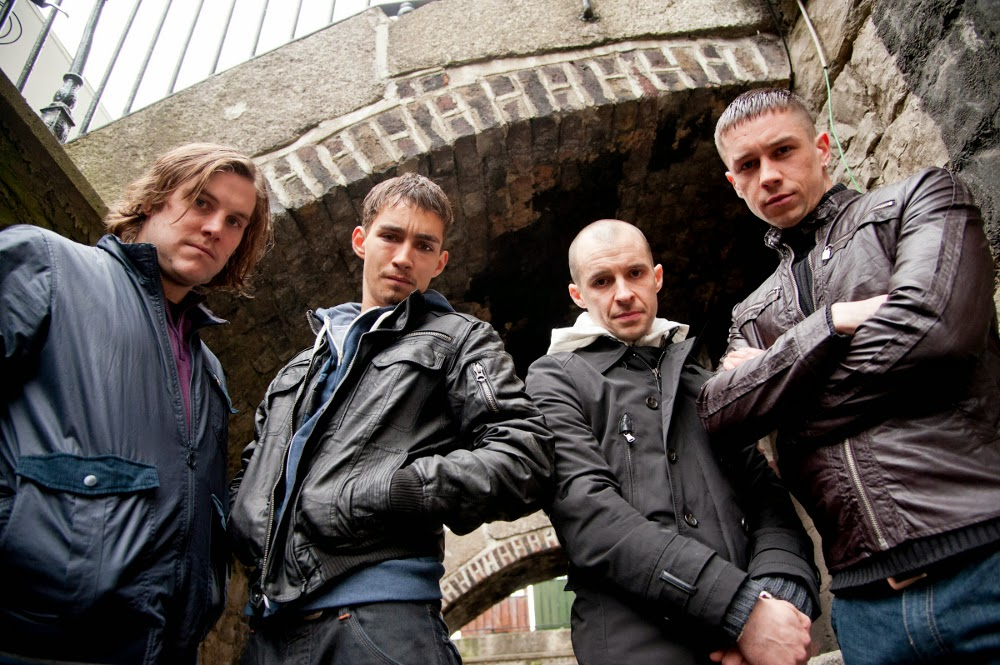 Review of 'Love/Hate' Irish TV Series on Netflix