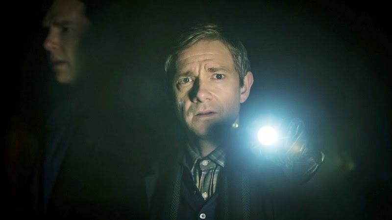 John Watson figures prominently in season 3 of Sherlock