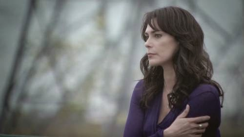 Durham County Season 2 cast member Michelle Forbes