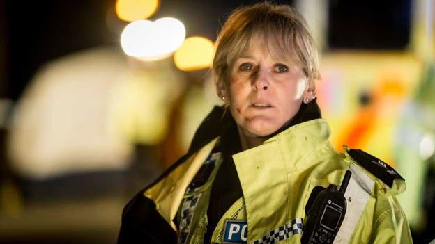 """Happy Valley"" TV Series, a Netflix Original from BBC One"