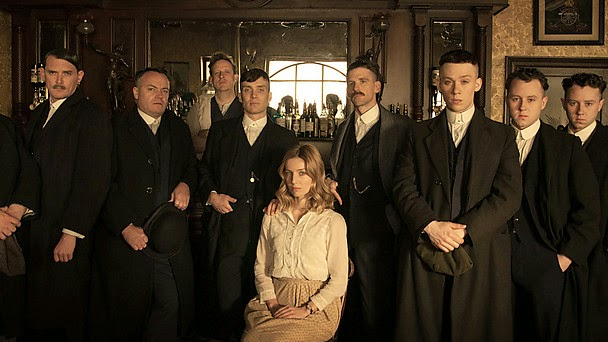 "Annabelle Wallis in ""Peaky Blinders"" on Netflix"