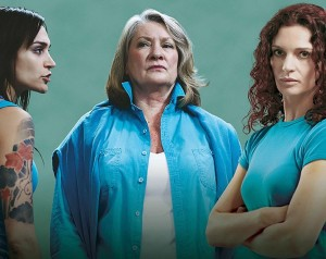wentworth TVseries on Netflix