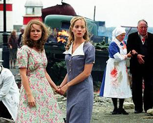 island at war mahy sisters on Netflix