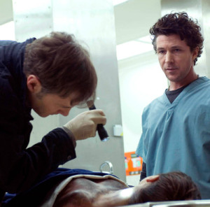Aiden Gillen in Thorne TV show