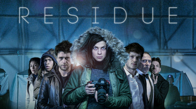 "Catch ""Residue,"" a Sci-Fi Thriller, Mini-Series on Netflix"