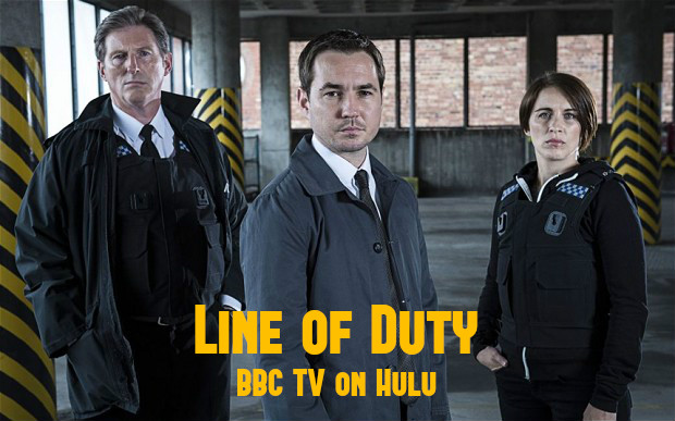 "Watch TV Online? Try ""Line of Duty"" on Hulu"