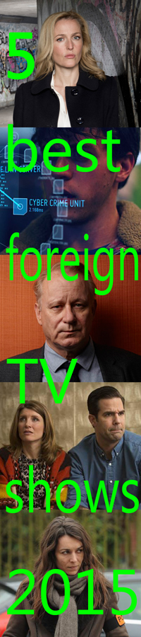 foreign tv series netflix