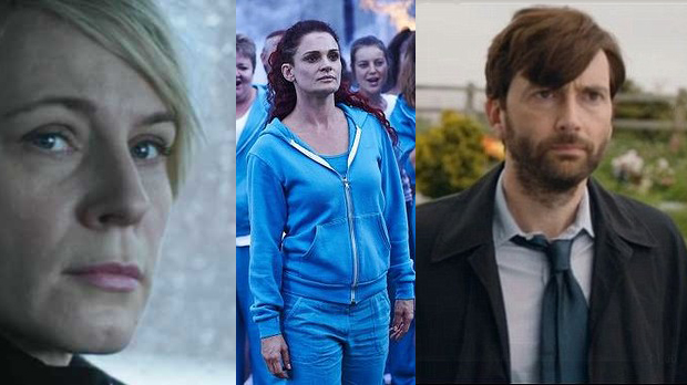 New Seasons of 'Broadchurch,' 'Wentworth' and 'Dicte' on Netflix