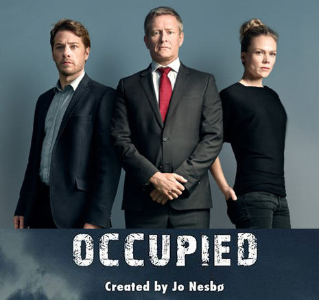 Occupied TV series watch on Netflix