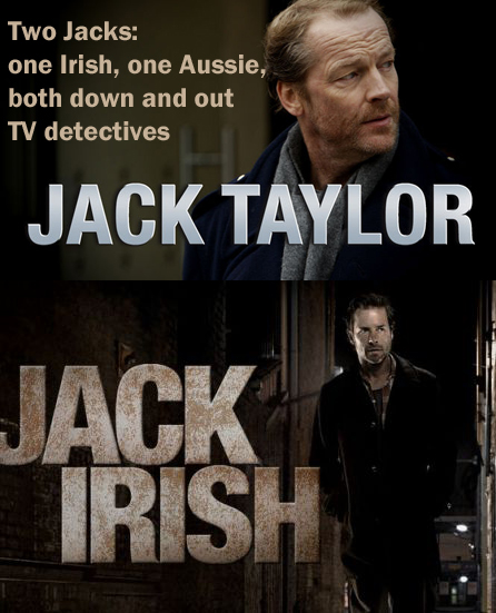 jack irish and jack taylor tv series