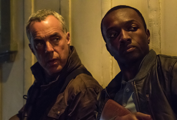 review of bosch season 2 on amazon