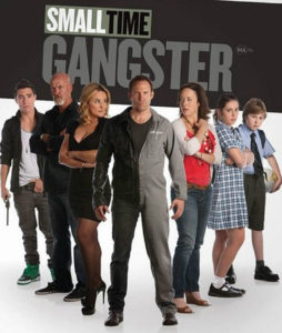 small time gangster tv show review cast