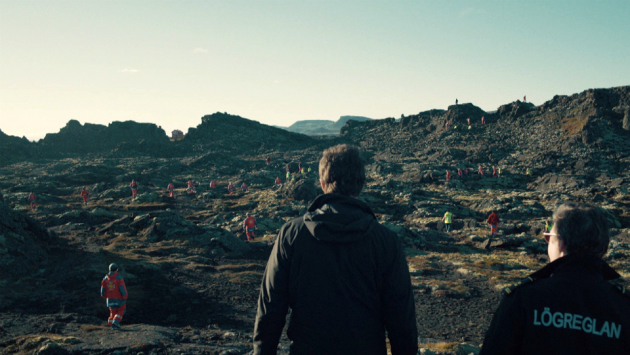 Nordic Noir from Iceland: 'The Lava Field' TV Series