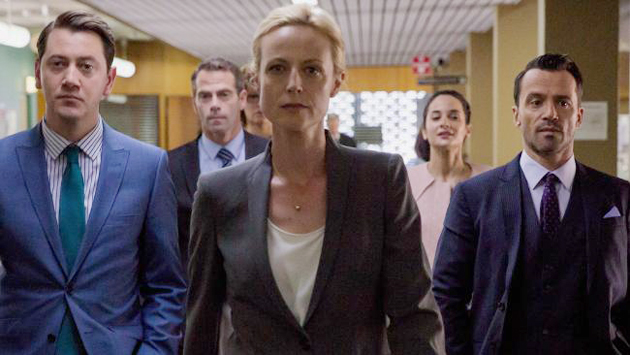 janet king tv series