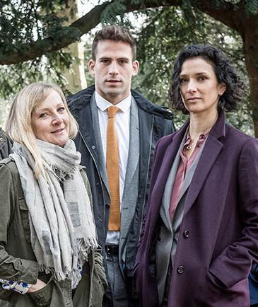 Paranoid TV show review cast