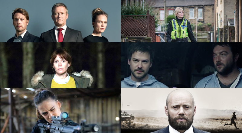 Best Foreign TV Series of 2016