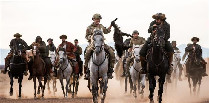 Nobel TV series features a game of Buzkashi
