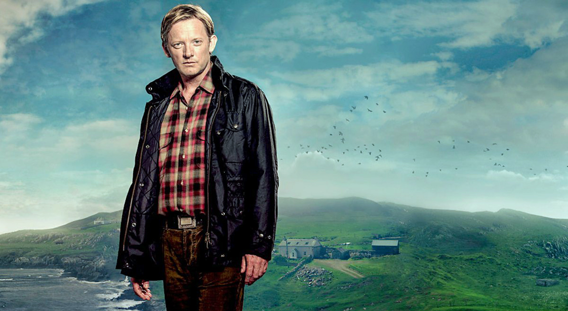 Familiarity in a New Place, 'Shetland' TV Series