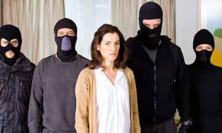 Held by 'Hostages' TV Series on Netflix