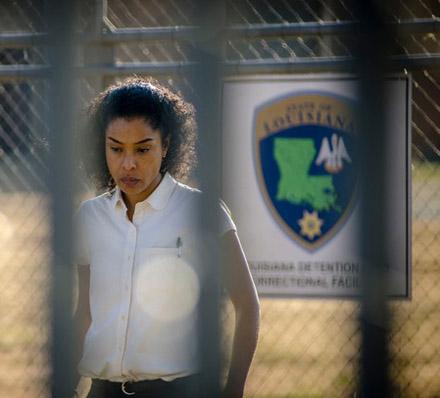 Undercover TV series review Maya in LA