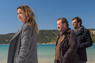 Vanished by the Lake French TV series