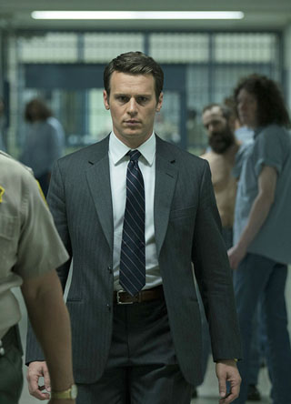 Mindhunter review Holden Ford
