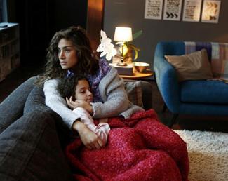 La Mante netflix tv series review lucie
