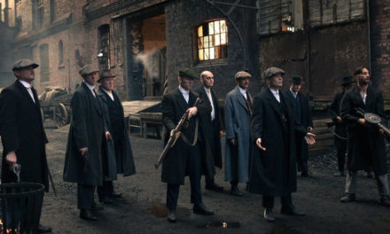'Peaky Blinders' Season 4 On Netflix