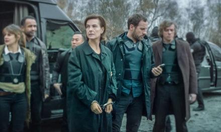 Devouring 'La Mante' TV Series on Netflix