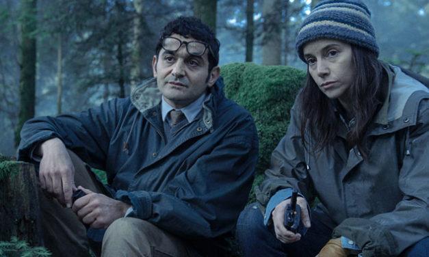 Strange Things Happen in 'Black Spot' TV Series