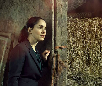 Retribution TV series review with Laura Fraser
