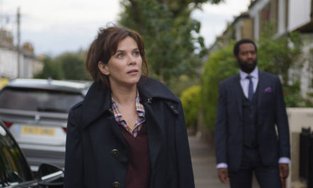 'Marcella' Season 2, Dark, Dense, and Deep